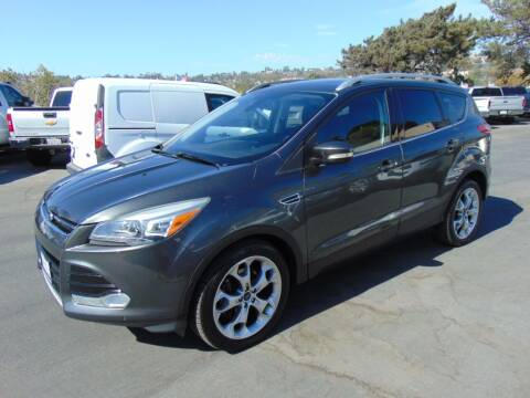 2015 Ford Escape for sale at So Cal Performance in San Diego CA