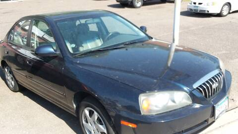 2006 Hyundai Elantra for sale at Sunrise Auto Sales in Stacy MN