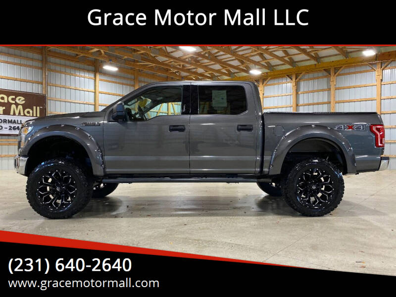 2015 Ford F-150 for sale at Grace Motor Mall LLC in Traverse City MI