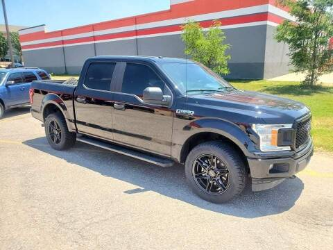 2018 Ford F-150 for sale at Affordable Mobility Solutions, LLC - Standard Vehicles in Wichita KS