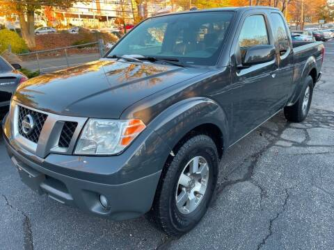 2013 Nissan Frontier for sale at Premier Automart in Milford MA
