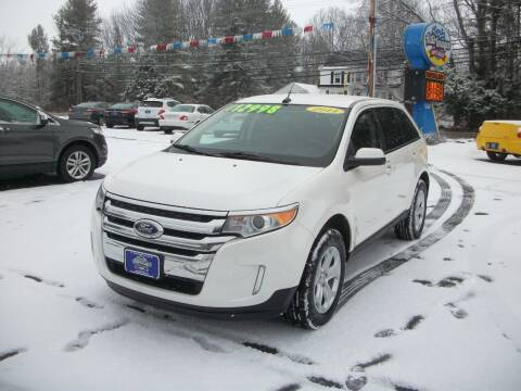 2014 Ford Edge for sale at Auto Images Auto Sales LLC in Rochester NH