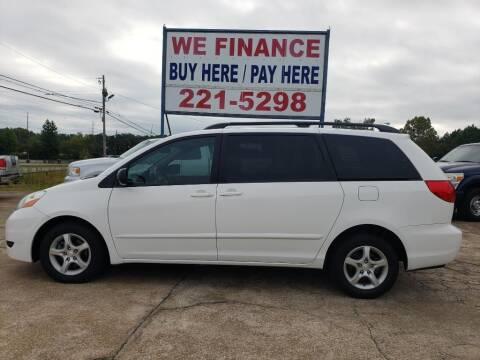 2008 Toyota Sienna for sale at Price Auto Sales Inc in Jasper AL