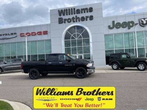 2012 RAM Ram Pickup 1500 for sale at Williams Brothers - Pre-Owned Monroe in Monroe MI