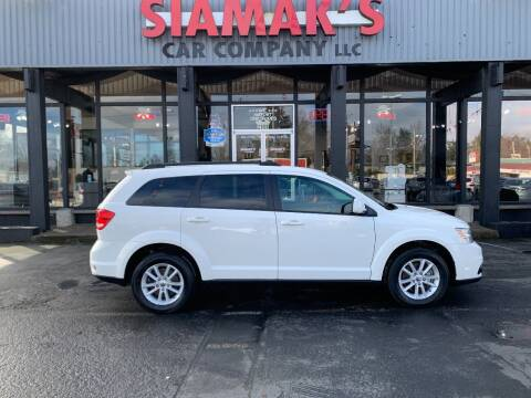 2016 Dodge Journey for sale at Siamak's Car Company llc in Salem OR