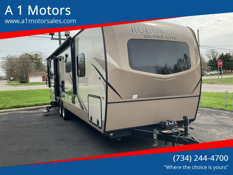 2018 Forest River 2706WS for sale at A 1 Motors in Monroe MI