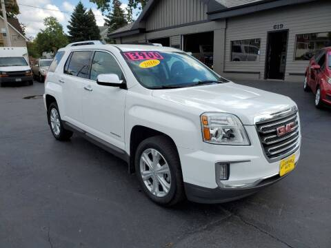 2016 GMC Terrain for sale at AFFORDABLE AUTO, LLC in Green Bay WI