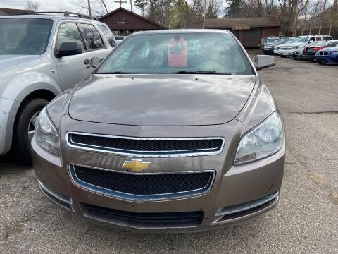 2011 Chevrolet Malibu for sale at Automotive Center in Detroit MI