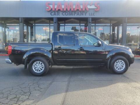 2019 Nissan Frontier for sale at Siamak's Car Company llc in Salem OR