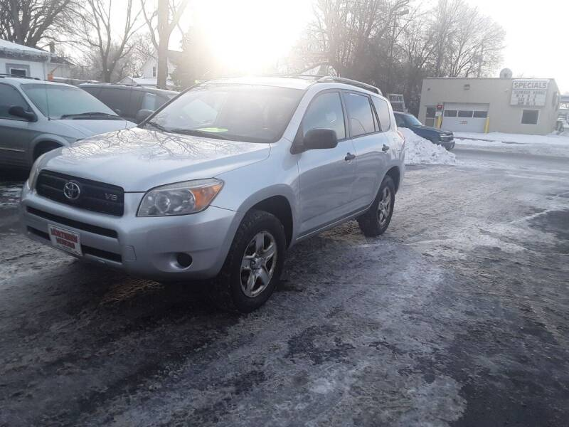 2007 Toyota RAV4 for sale at NORTHERN MOTORS INC in Grand Forks ND