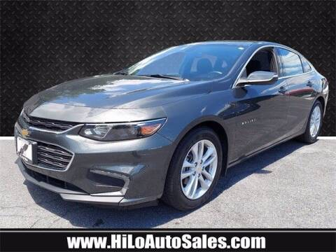 2016 Chevrolet Malibu for sale at BuyFromAndy.com at Hi Lo Auto Sales in Frederick MD