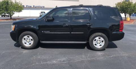 2007 Chevrolet Tahoe for sale at SELECT AUTO SALES in Mobile AL