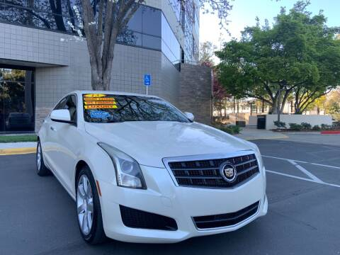 2013 Cadillac ATS for sale at Right Cars Auto Sales in Sacramento CA