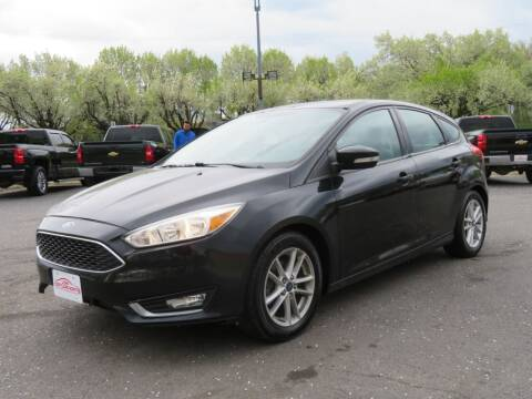 2016 Ford Focus for sale at Low Cost Cars North in Whitehall OH