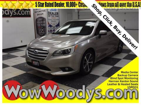2015 Subaru Legacy for sale at WOODY'S AUTOMOTIVE GROUP in Chillicothe MO