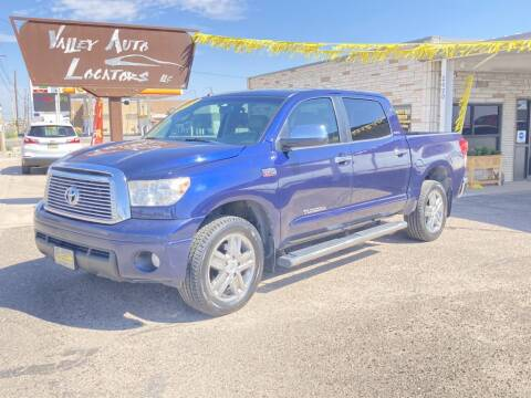 2012 Toyota Tundra for sale at Valley Auto Locators in Gering NE
