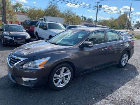 2013 Nissan Altima for sale at Image Auto Sales in Bensalem PA