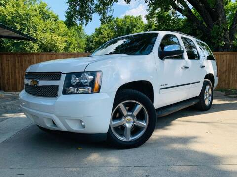 2012 Chevrolet Tahoe for sale at DFW Auto Provider in Haltom City TX