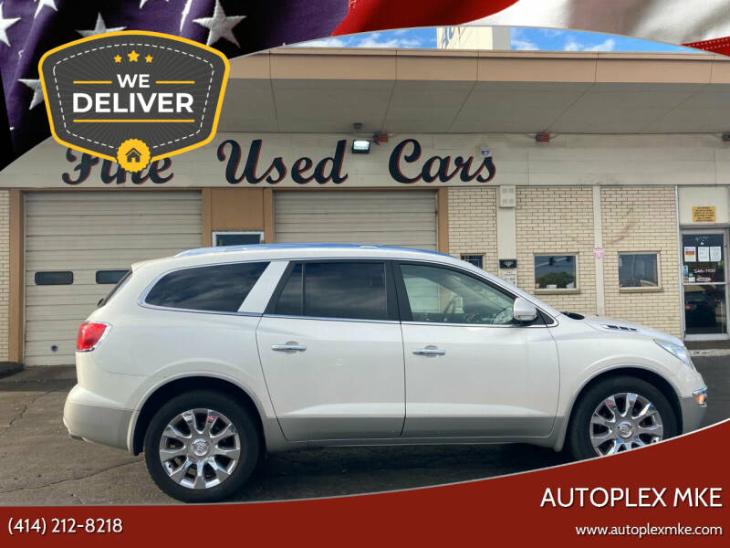 2012 Buick Enclave for sale at Autoplex 2 in Milwaukee WI