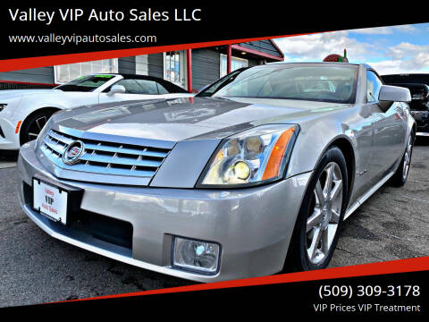 2005 Cadillac XLR for sale at Valley VIP Auto Sales LLC in Spokane Valley WA