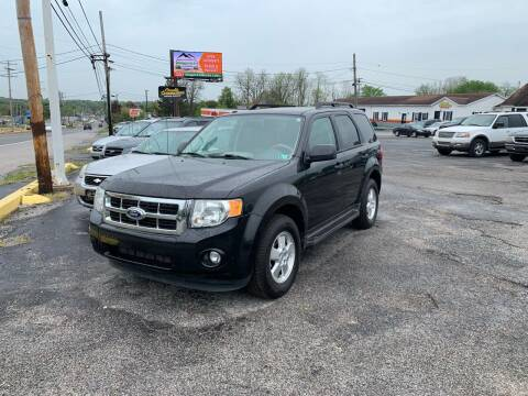 2011 Ford Escape for sale at Credit Connection Auto Sales Dover in Dover PA