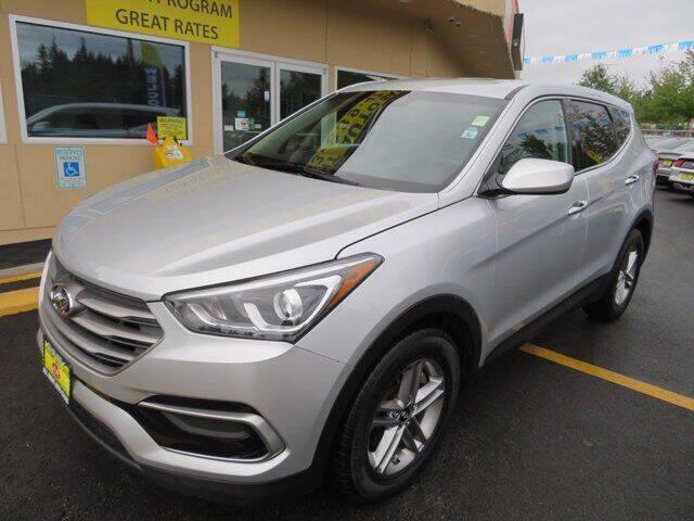 2017 Hyundai Santa Fe Sport for sale in Federal Way, WA