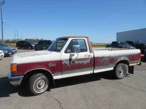 1988 Ford F-150 for sale at Salmon Automotive Inc. in Tracy MN