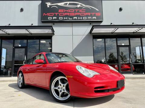 2003 Porsche 911 for sale at Exotic Motorsports of Oklahoma in Edmond OK