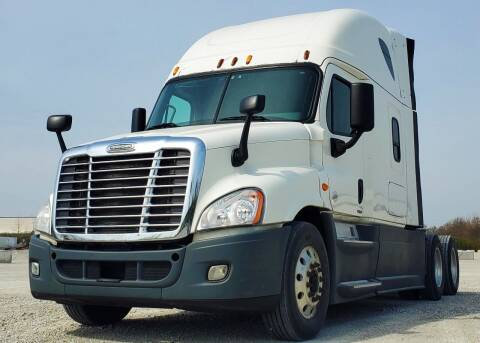 2015 Freightliner Cascadia 125 Evolution for sale at A F SALES & SERVICE in Indianapolis IN