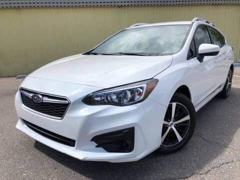 2019 Subaru Impreza for sale at Summit Auto in Aurora CO