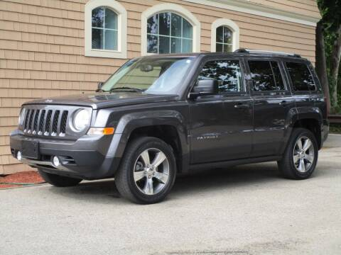 2016 Jeep Patriot for sale at Car and Truck Exchange, Inc. in Rowley MA