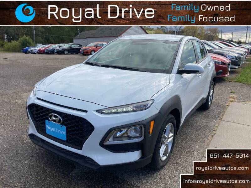 2018 Hyundai Kona for sale at Royal Drive in Newport MN