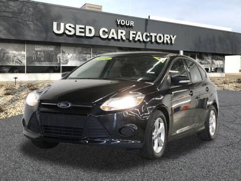 2014 Ford Focus for sale at JOELSCARZ.COM in Flushing MI