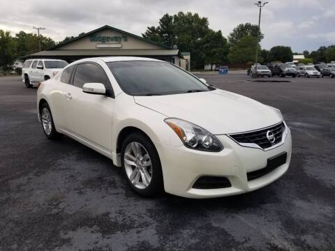 2013 Nissan Altima for sale at Ridgeway's Auto Sales in West Frankfort IL