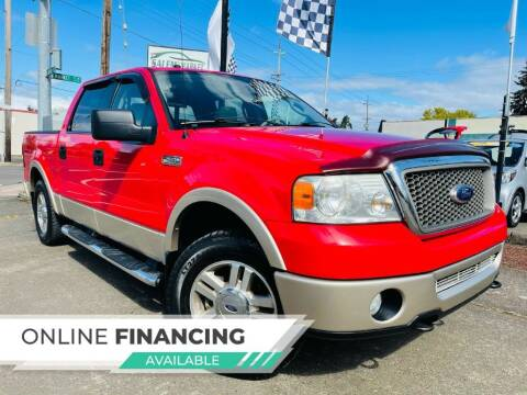 2008 Ford F-150 for sale at Salem Auto Market in Salem OR