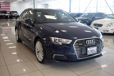 2018 Audi A3 Sportback e-tron for sale at Legend Auto in Sacramento CA