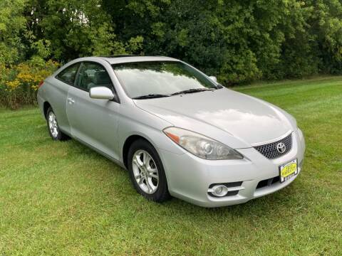 2007 Toyota Camry Solara for sale at M & M Motors in West Allis WI