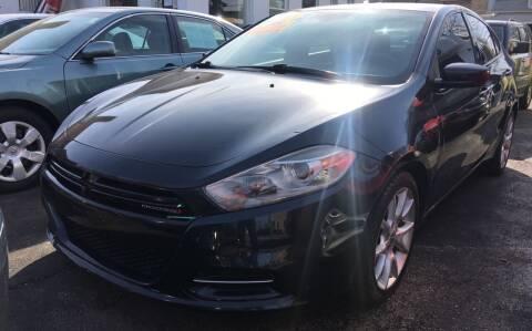2013 Dodge Dart for sale at Jeff Auto Sales INC in Chicago IL