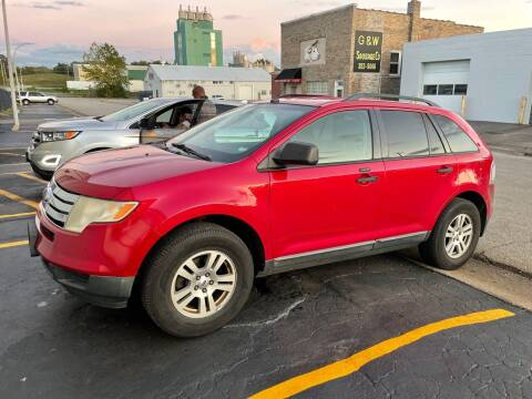 2010 Ford Edge for sale at COLT MOTORS in Saint Louis MO