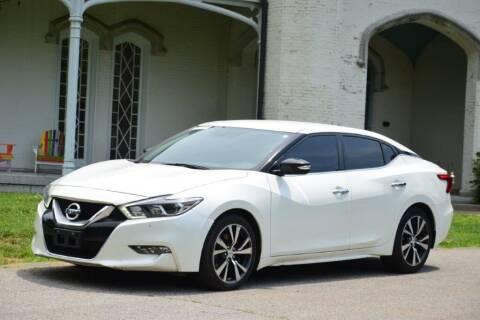 2017 Nissan Maxima for sale at Digital Auto in Lexington KY