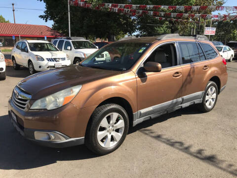 2011 Subaru Outback for sale at EXPRESS CREDIT MOTORS in San Jose CA