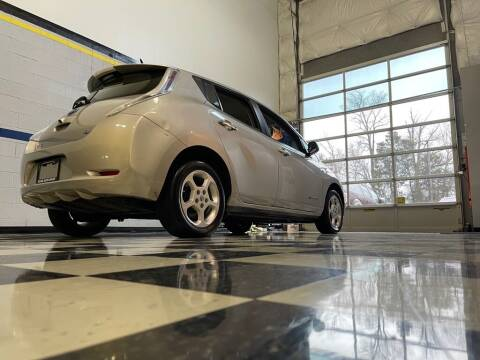 2012 Nissan LEAF for sale at Euro Auto Sport in Chantilly VA