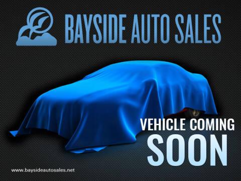 2010 Suzuki SX4 Crossover for sale at BAYSIDE AUTO SALES in Everett WA