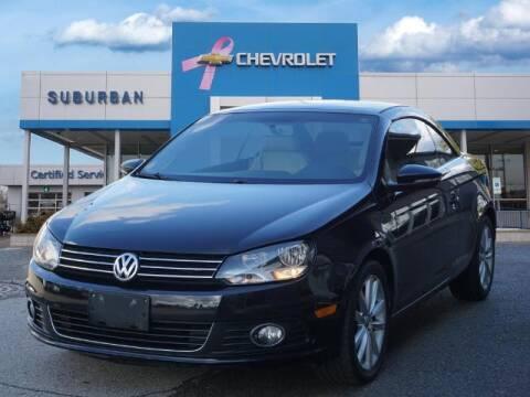 2014 Volkswagen Eos for sale at Suburban Chevrolet of Ann Arbor in Ann Arbor MI
