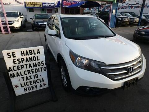 2013 Honda CR-V for sale at Cedano Auto Mall Inc in Bronx NY