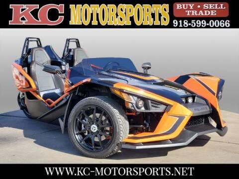 2017 Polaris Slingshot for sale at KC MOTORSPORTS in Tulsa OK