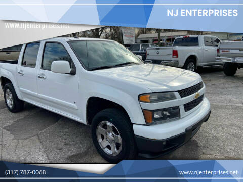 2009 Chevrolet Colorado for sale at NJ Enterprises in Indianapolis IN