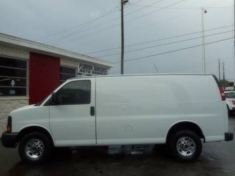 2007 GMC Savana Cargo for sale at Florida Suncoast Auto Brokers in Palm Harbor FL
