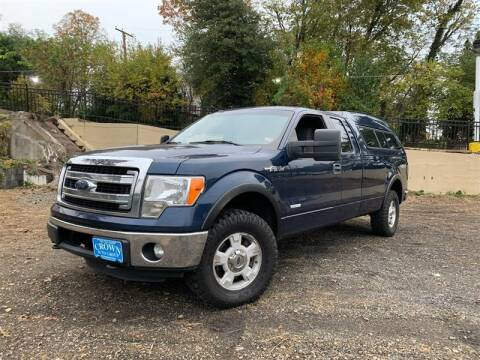 2013 Ford F-150 for sale at Crown Auto Group in Falls Church VA