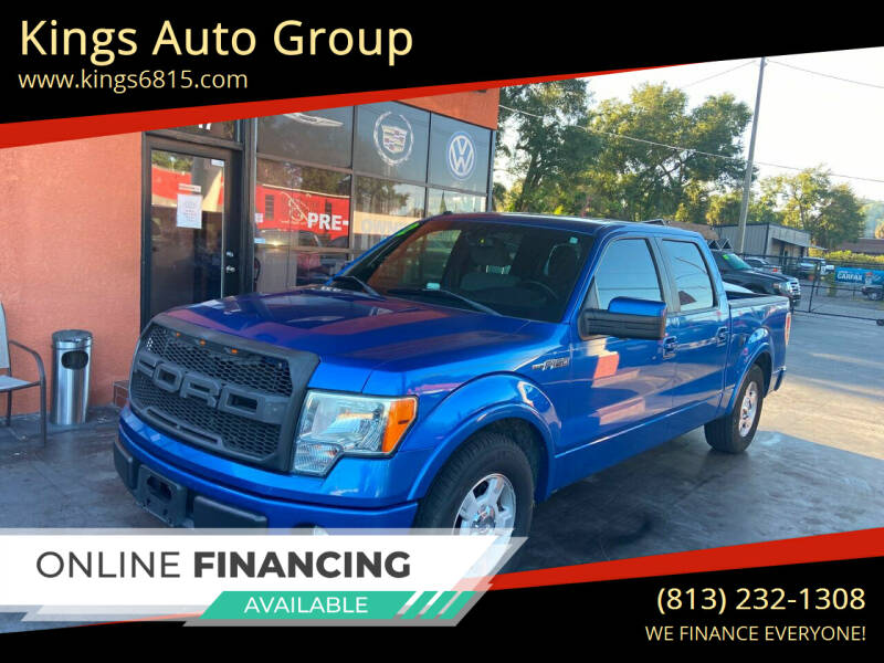 2012 Ford F-150 for sale at Kings Auto Group in Tampa FL